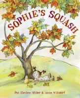 Book Jacket for: Sophie's squash