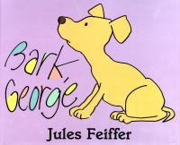 Book Jacket for: Bark, George