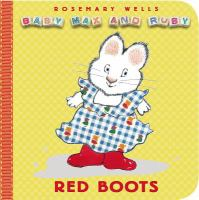Book Jacket for: Red boots