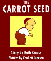 Book Jacket for: The carrot seed