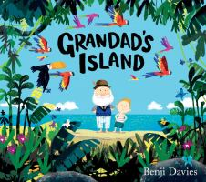 Book Jacket for: Grandad's island