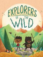 Book Jacket for: Explorers of the wild