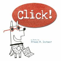 Book Jacket for: Click! : a story