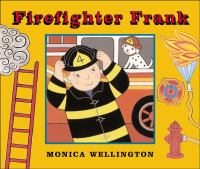 Book Jacket for: Firefighter Frank