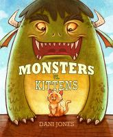 Book Jacket for: Monsters vs. kittens