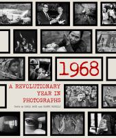 Book Jacket for: 1968 : a revolutionary year in photographs