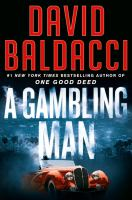 Book Jacket for: A gambling man
