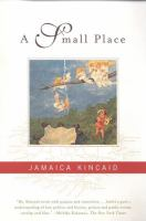 Book Jacket for: A small place